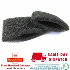 FITS VAX INFINITY CARPET VACUUM WASHER CLEANER FLOAT FOAM FILTER TYPE 7 2 PACK