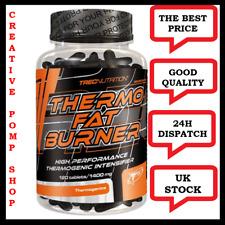 BEST Trec Thermo Fat Burner Perdita di peso max Termogenico L-Carnitina 120 CAPS