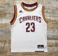 LeBron James #23 Cleveland Cavaliers Cavs Adidas Jersey Youth Size Medium M