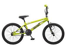 Rooster Radikal 20 BMX Fahrrad grün/schwarz mit Speichenräder