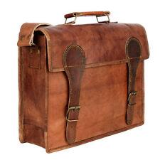 Leather Satchel School Handbags