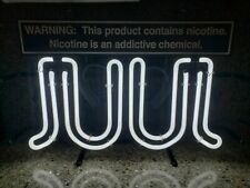Brand New Juuls Lighted Neon Store Display Sign Tobacco Advertising