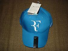 NWT Nike Federer RF Dri-FIT Legacy 91 Tennis Hat Cap Military Blue 371202-422