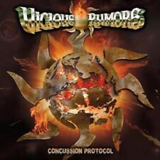 Vicious Rumors-concussion Protocol-CD NUOVO