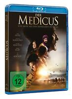 THE PHYSICIAN (Der Medicus) [Blu-ray] (2013) Exclusive German Import Tom Payne