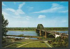 Nijmegen Waalbrug bij Nijmegen (1937)  Verkeersbrug over de Waal