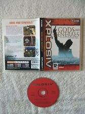 44048 - Gods And Generals - PC (2003) Windows XP