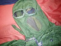 airwaves protection suit. USSR! rare! soviet russian UFO radioprotection