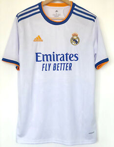 2021/22 Real Madrid FC Home Shirt Football Jersey For Adult S M L XL XXL