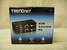 TRENDnet TK-EX4 KVM Extension Kit Console/Extender TKEX4 - NOS