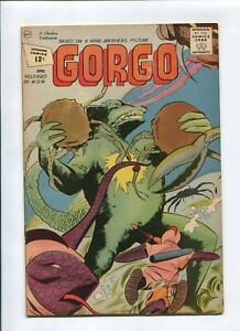GORGO #6 (6.5) *THE FISHERMAN COLLECTION* 1962
