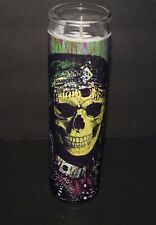 SANTISIMA SANTA MUERTE Prayer Altar Church Candle Novena Santisima HOLY DEATH