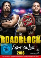 ROADBLOCK 2016-END OF THE LINE   DVD NEU