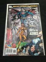 Justice League of America #38 JLA DC Comics 2009 VF+ James Robinson