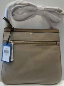 "DKNY Casey Zip Cross Body Bag Ref BAG483"""