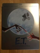 E.T. The Extra-Terrestrial (Target Exclusive Steelbook, Blu-ray/DVD, 2012)
