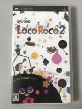 JAPAN VIDEO GAME PLAYSTATION PSP LOCO ROCO 2