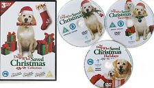 The Dog Who Saved Christmas Collection (DVD, 2012, 3-Disc Set)