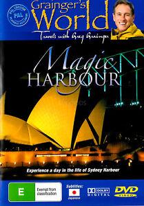 Grainger's World Magic Harbour Video -Educational DVD Series New Region ALL