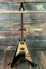 Used Gibson Grace Potter Signature Flying V Electric Guitar with Gibson Case- No