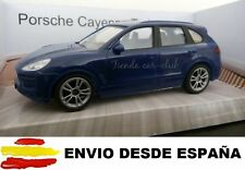 1/43 PORSCHE CAYENNE TURBO COCHE METAL ESCALA COLECCION DIE CAST E. CERTIFICADO