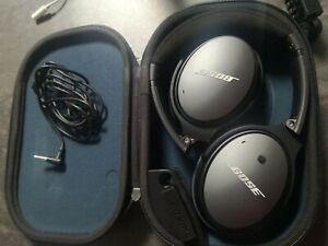 Bose QuietComfort 25 Casque à Réduction de Bruit - Noir