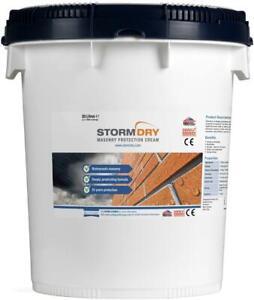 Stormdry Masonry Protection Cream, Certified Brick Waterproofer - 20 Litre
