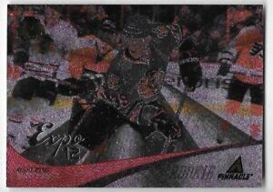11/12 PINNACLE ROOKIES 'TORONTO SPRING EXPO' PROMO #326 Jimmy Hayes #5/5