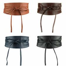 Cintura Donna Fusciacca Cinturone Stringivita Eco Pelle Casual Più Colori VEQUE
