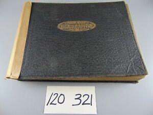FAMILY PHOTO ALBUM ANTHONY DAVIS THEATRE STAGE MANAGER c1950?