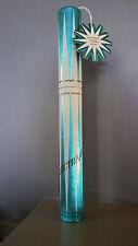 ELECTRIQUE PARFUM COLOGNE de Max Factor 15ml + Dusting Powder 74g. VINTAGE