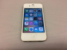 APPLE IPHONE 4S A1387 (WHITE) AT&T SMARTPHONE-PLEASE READ BELOW