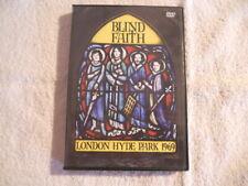 """Blind Faith """"London Hyde Park 1969"""" 2005 DVD Sanctuary Rec.  $"""