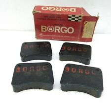 Kit Brake Pads Rear Austin Mini Cooper - Innocenti Mini BORGO For GBP102