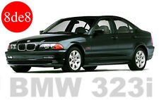 BMW Serie 3 E46 1999/2005 - Manual de taller en CD (En inglés)