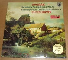 Colin Davis/Concertgebouw DVORAK Symphony No.7 - Philips 9500 132 SEALED