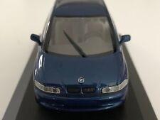 Very Rare Paul's Model Art, Minichamps BMW E1 Coupe in Dark Blue Metallic 1:43