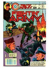 Fightin' Army #160    Charlton 1982