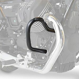 Engine protector guards Givi MOTO GUZZI V9 Roamer 850 2017 Black Crash Bars new