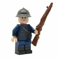 Lego Custom WW2 VICHY FRENCH Franc-Garde Militia- Full Body Printing -NEW-