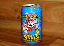 1993 Vintage Nintendo Super Mario Soda Can SNES NES World Land Collectible