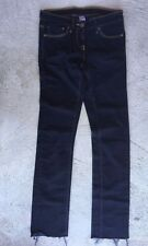 Sass and Bide Straight Up Dark Blue Jeans Size XS W24