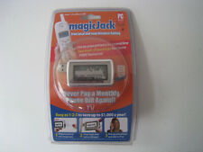 MAGICJACK FACTORY SEALED TELEPHONE VOIP SYSTEM FREE LOCAL& LONG DISTANCE CALLING