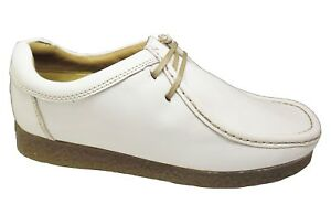 Mens BASE LONDON New Leather Shoes Genesis Waxy White Lace Ups Sale Size 6 - 11