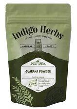 Guarana Powder - 100g - (Quality Assured) Indigo Herbs