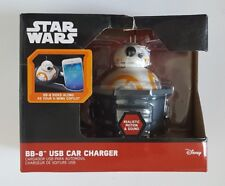 Star Wars BB-8 USB Car Charger With 2 Charging Ports - NEW ThinkGeek
