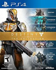 Destiny: The Collection [PlayStation 4, PS4, Bungie, All Expansions and DLC] NEW