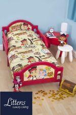 Disney Jake Never Land Pirates 4 in 1 Junior Bedding Bundle Set Official