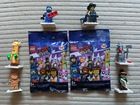 THE LEGO MOVIE 2 & WIZARD OF OZ 71023 Minifigures CHOOSE your own Mini Figure