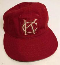 Vintage Style Kansas City Monarchs Royals Adjustable Hat American Needle